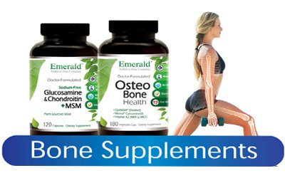 Bone Strengthening Supplements