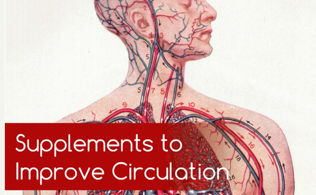 Blood Circulation supplements