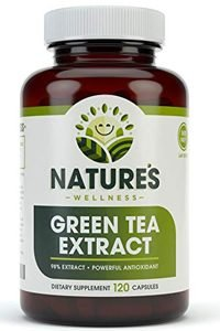 Natures Green Tea