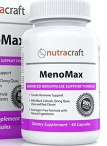 NutraCraft MenoMax