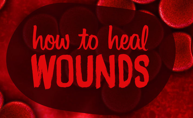 Wound Healing Supplements