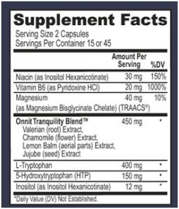 New Mood Supplements Facts