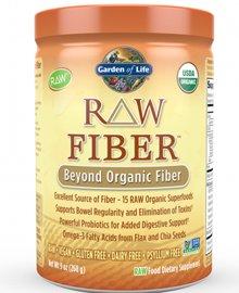 Raw Fiber