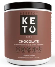 Perfect Keto Chocolate