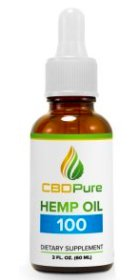 CBDPure Hemp Oil 100Mg