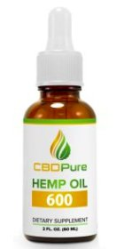 CBDPure Hemp Oil 600Mg