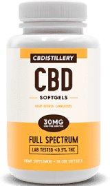 CBDistillery CBD SoftGels