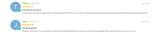 CBDPure Reviews
