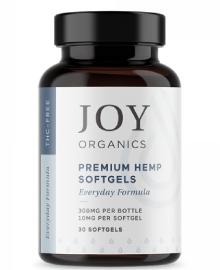 Joy Organics Softgels