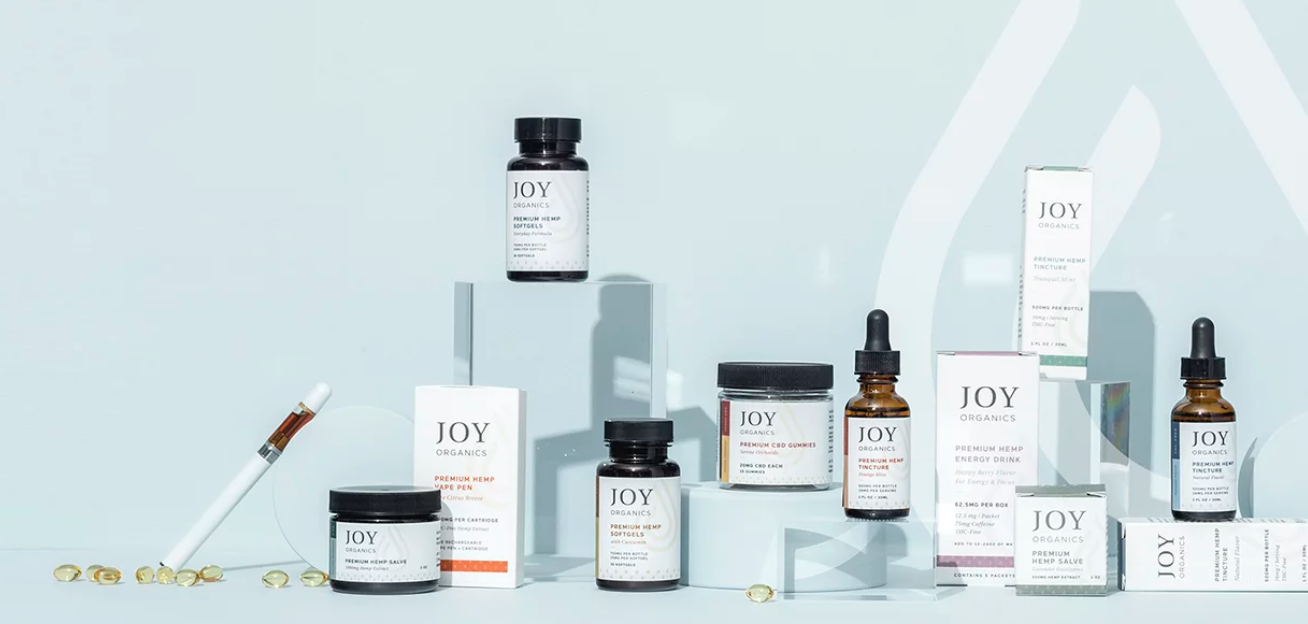 Joy Organics All Products