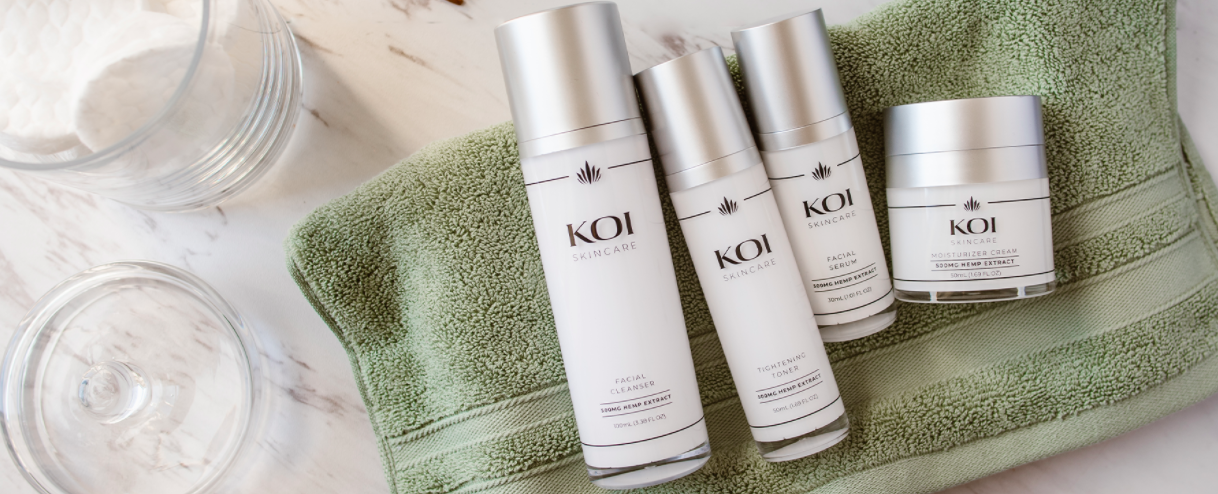 KOI CBD Skin Care